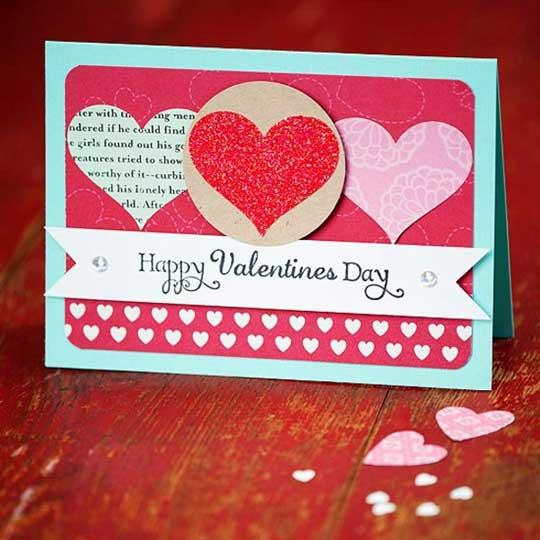 آموزش ساختن کارت پستال عاشقانه