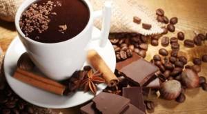 قهوه فرانسوی با پودر کاکائو,قهوه فرانسوی با پودر کاکائو